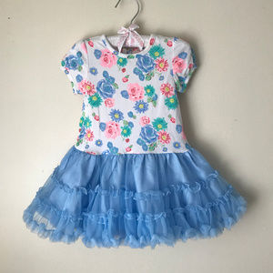 Baby Girl 18 Months Tutu Dress Set